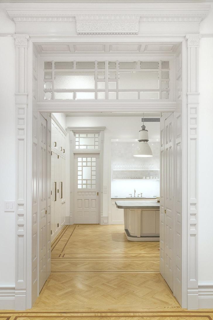 Манхэттенская квартира в доме XIX века (фото 12)