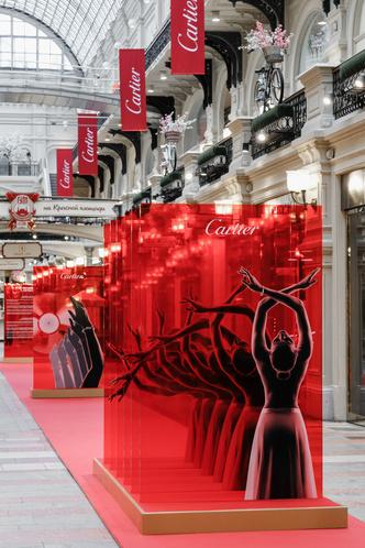 Must see: выставка Cartier в ГУМе (фото 2.1)