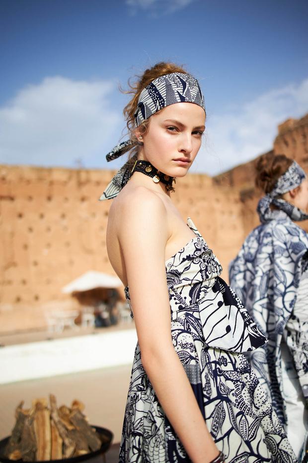 ELLE инсайдер: что происходило на бэкстейдже показа Dior Cruise 2020 (фото 4)