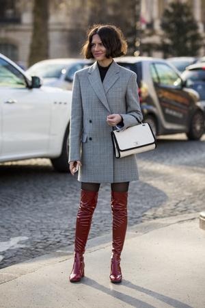 Что носили на Неделе моды в Париже? (фото 6.1)