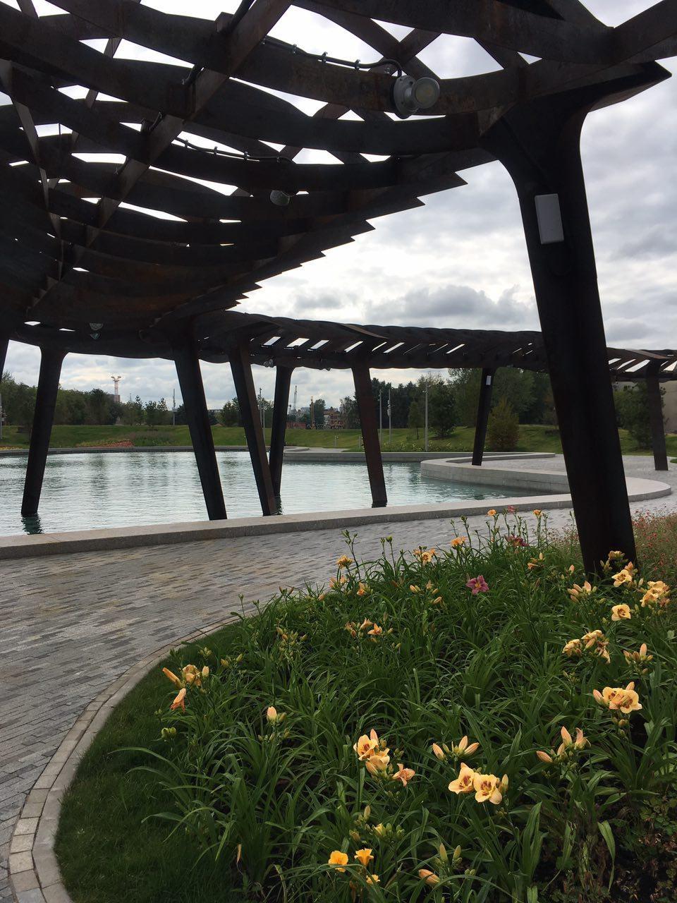 Новый парк в Москве от Джерри Ван Эйка (галерея 2, фото 5)
