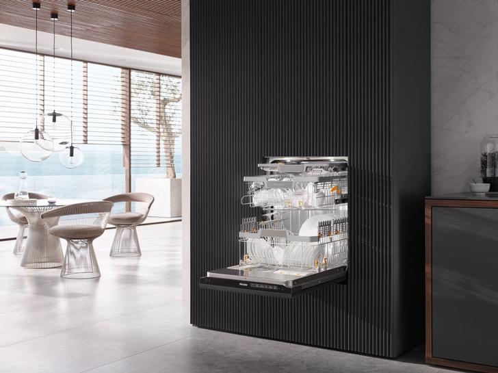 Новые посудомоечные машины Miele G7000 (фото 5)