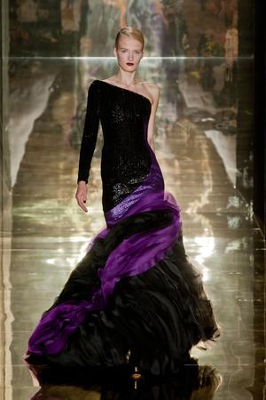 Показ Georges Chakra коллекции сезона Осень-зима 2012-2013 года Haute couture - www.elle.ru - Подиум - фото 403207