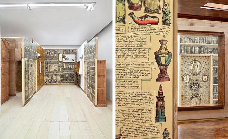 «Дом Фантазий» Джо Понти  1950-х на аукционе Phillips London (фото 0)