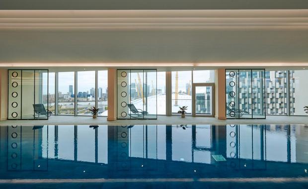 Горячая точка: лучшие дизайнерские spa-центры мира (фото 3)