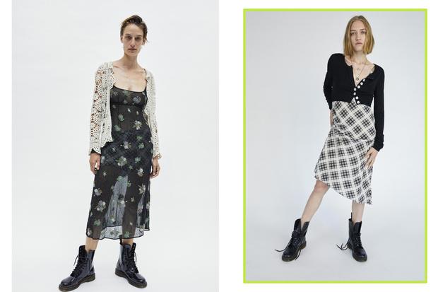 В моде гранж! Как носить вещи из 1990-х сегодня (фото 7)