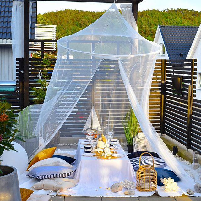 Летняя вечеринка в саду: 10 идей декора (фото 19)