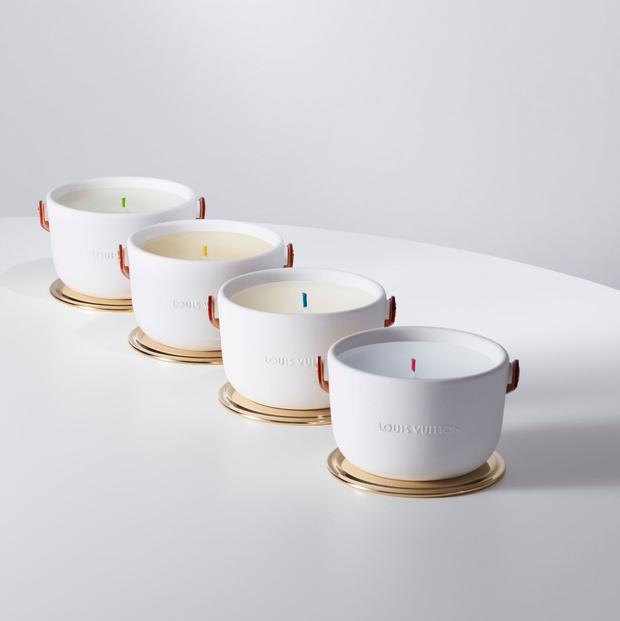 Ароматические свечи Louis Vuitton (фото 2)