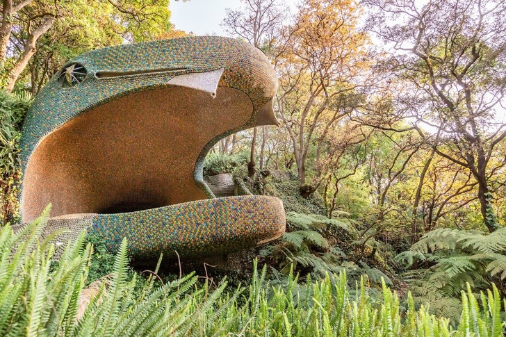 «Гнездо Кетцалькоатля» можно снять через Airbnb (фото 13)