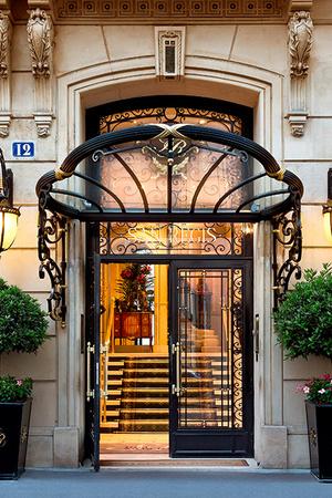 Круассаны в постель: 5 парижских отелей с образцовыми завтраками (фото 56)