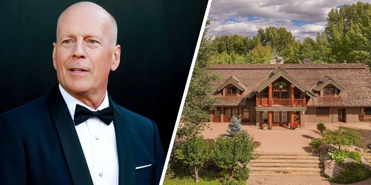 Ранчо Брюса Уиллиса в Айдахо продано за 5,5 млн долларов (фото 0)