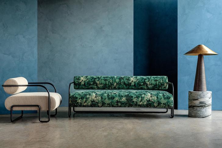 Новая коллекция мебели и света от Келли Уэстлер (фото 8)