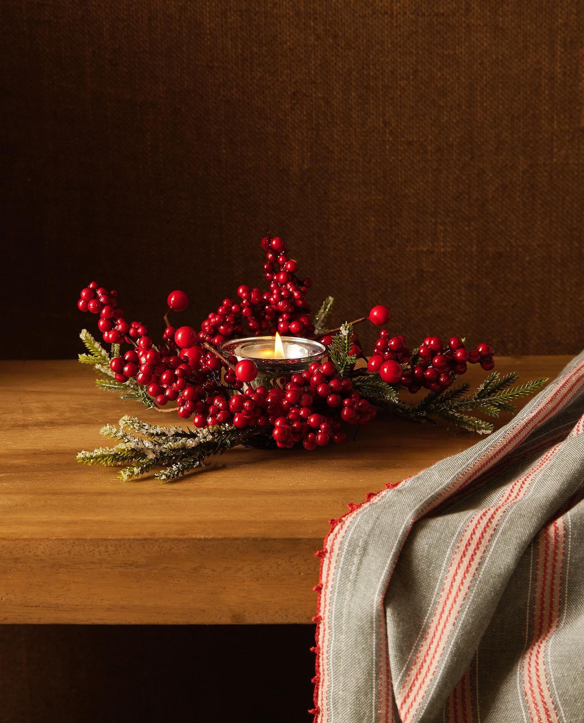 Новогодний декор из природных материалов: 10+ идей (галерея 1, фото 1)