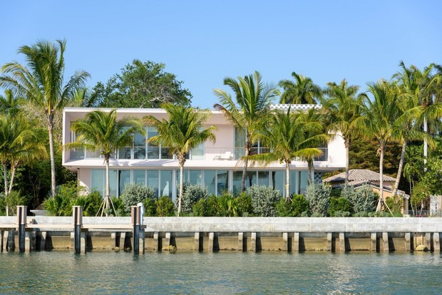 Вилла в Майами для коллекционера искусства (фото 3)