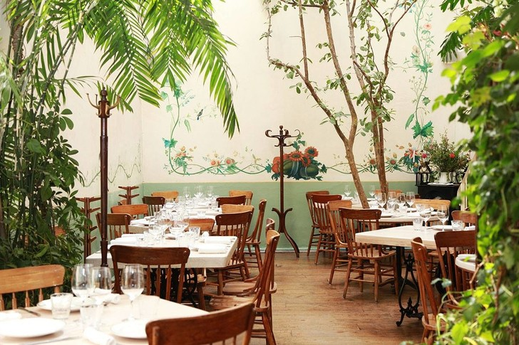 Ресторан Rosseta в Мексике (фото 0)