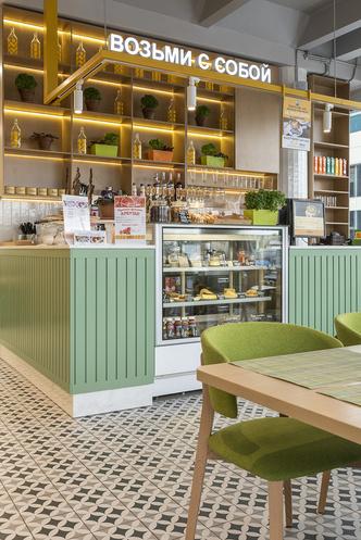 «Кухня Полли»:  кафе и ресторан в Строгино (фото 1)