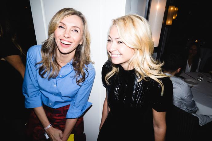 Светлана Бондарчук и Яна Рудковская