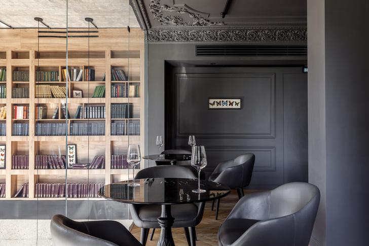 Ресторан Nabokov в Сочи (фото 20)