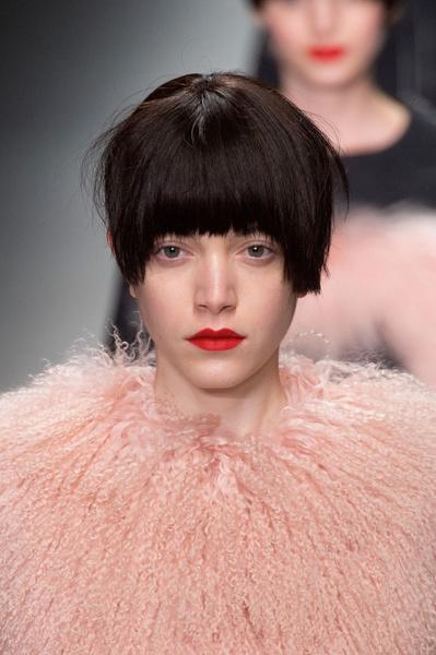 Бьюти-тренды всех Недель моды fw 2015 | галерея [9] фото [2] J. JS Lee