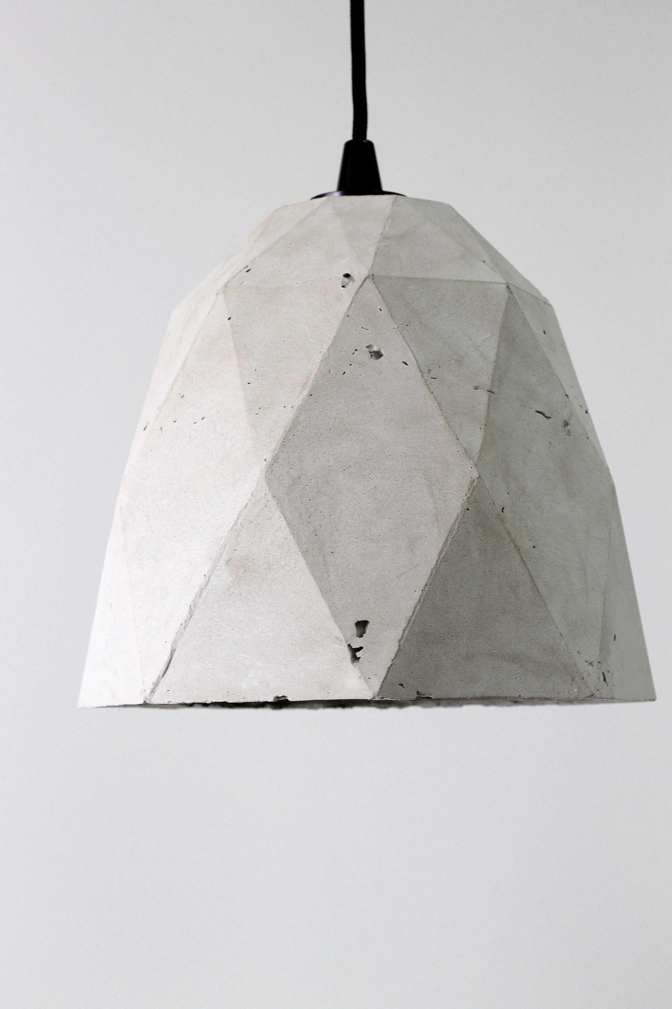 Бетонные светильники | галерея [3] фото [6]