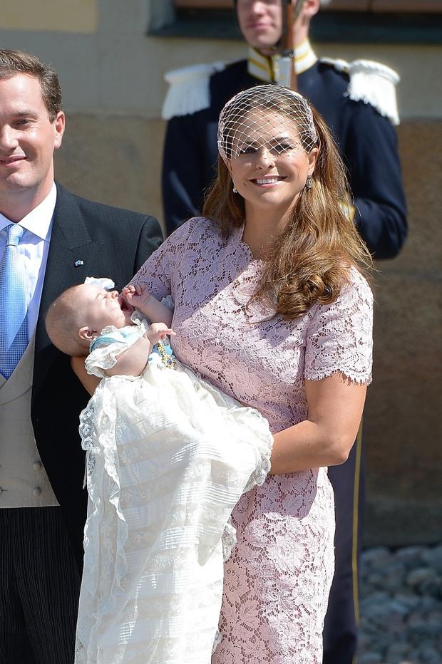 Принцесса Швеции Леонор