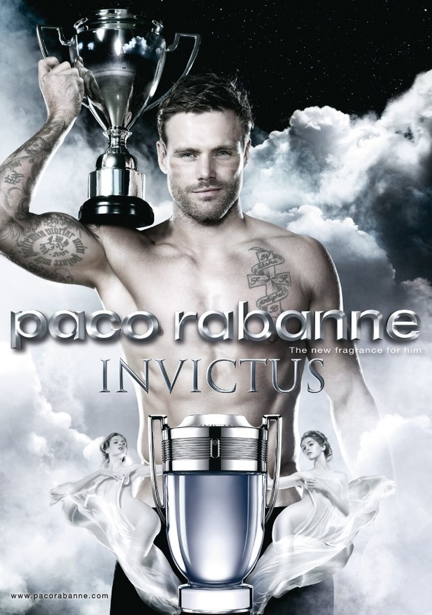 Мужской аромат Invictus от Paco Rabanne