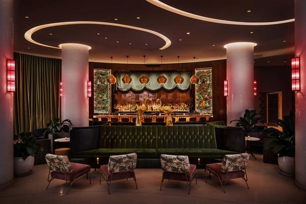 Отель Nautilus с коворкингом и барбершопом в Майами (фото 2)