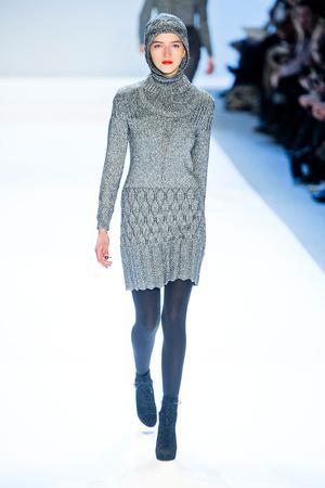 Показы мод Charlotte Ronson Осень-зима 2012-2013 | Подиум на ELLE - Подиум - фото 1715