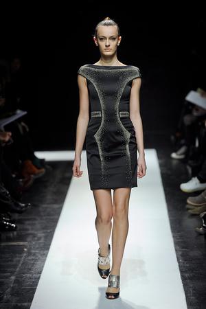 Показ Maxime Simoens коллекции сезона Весна-лето 2012 года Haute couture - www.elle.ru - Подиум - фото 333627