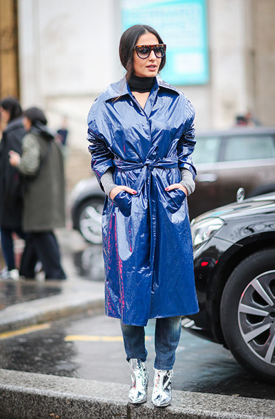 How to dress in the rain: | gallery [1] photo [7]