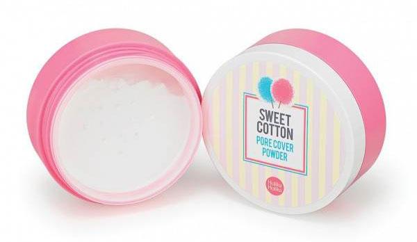 Holika Holika Sweet Cotton Pore Cover Powder