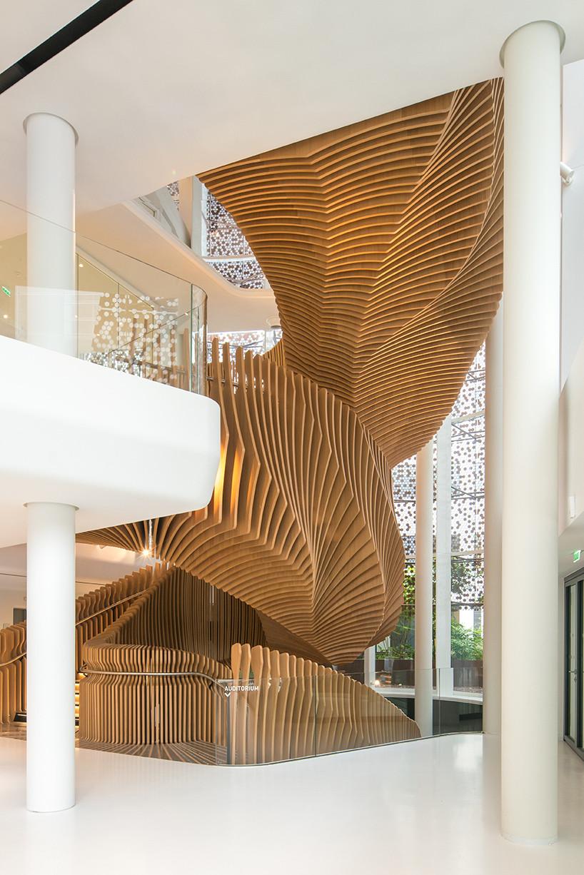 Топ-10: самые необычные дизайнерские лестницы | галерея [1] фото [7]