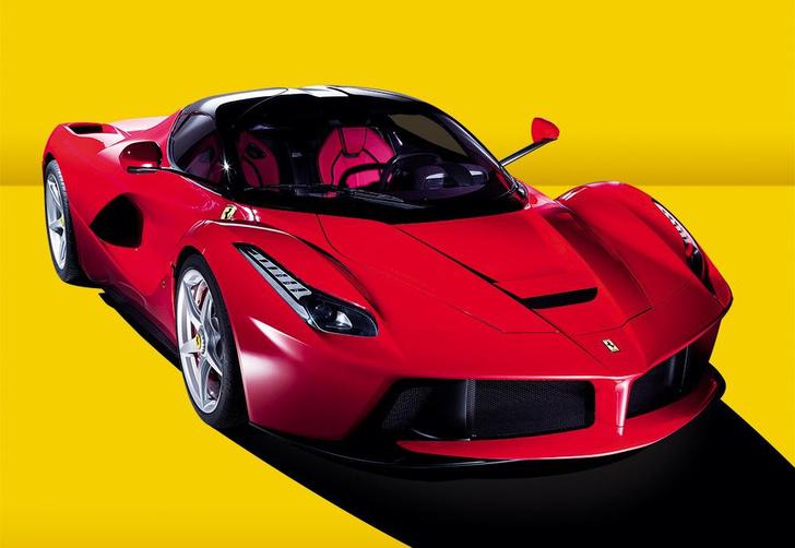Скорость и дизайн: 70 лет Ferrari фото [2]