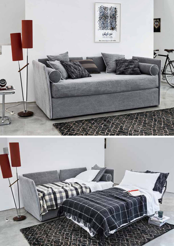 Топ-10: Лучшие диваны-кровати для нежданных гостей (фото 6)