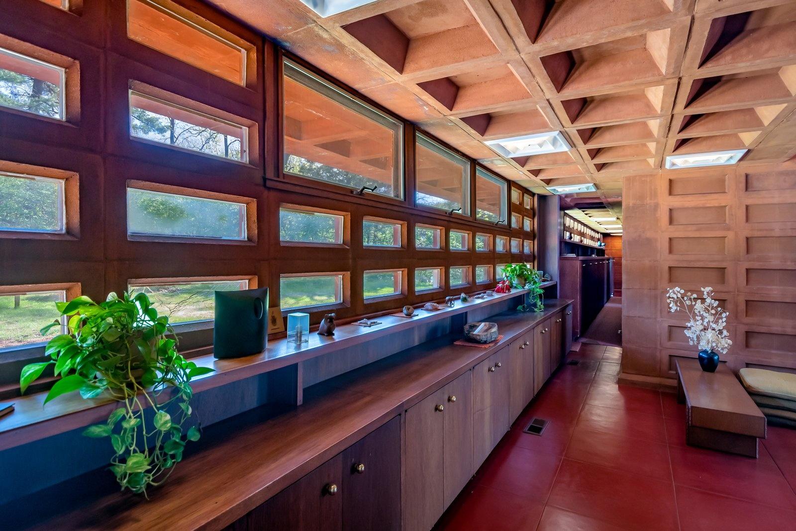 В Сент-Луисе продается дом по проекту Фрэнка Ллойда Райта (галерея 11, фото 2)