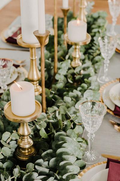 Весенняя свадьба: оформление   галерея [3] фото [1]