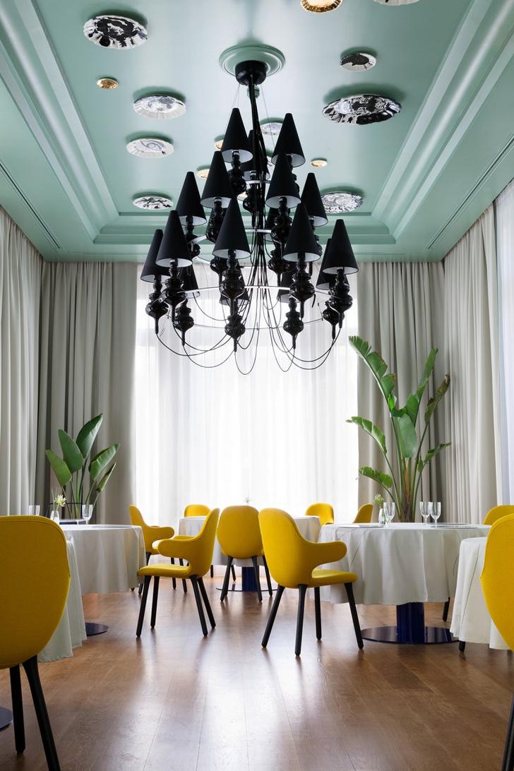Ресторан La Terraza Del Casino: новый проект Хайме Айона (фото 5)