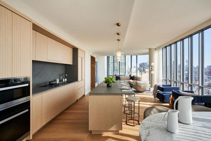Жилой комплекс 565 Broome Soho в Манхэттене по проекту Ренцо Пиано (фото 6)