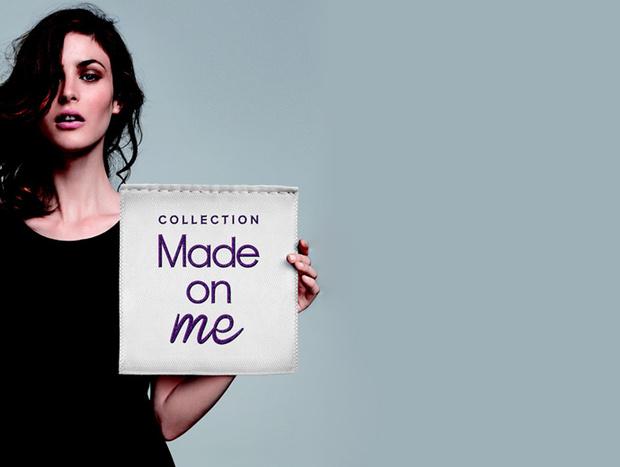 Motivi запускает уникальный сервис «Made on me»