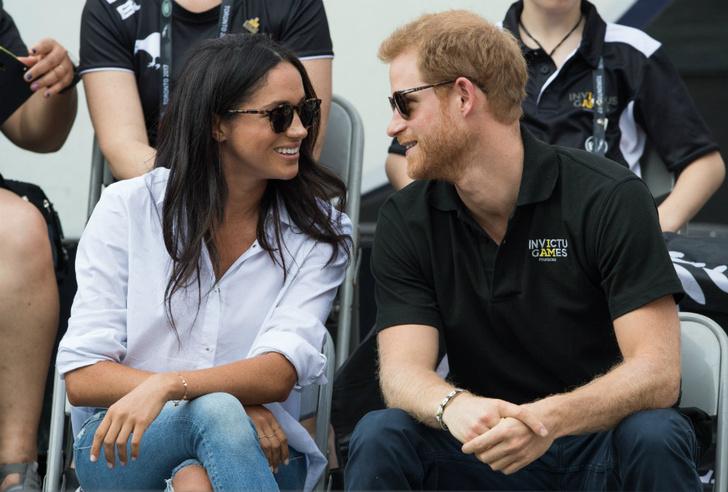 Стала известна дата свадьбы принца Гарри и Меган Маркл фото [1]