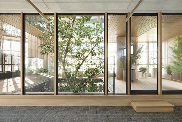 Nendo + Ikawaya Architects: офисное здание в Токио (фото 12)