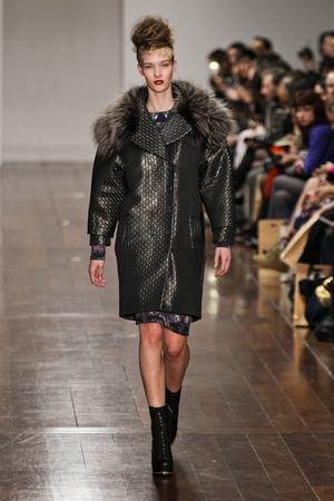 Показы мод Jean-Pierre Braganza Осень-зима 2012-2013 | Подиум на ELLE - Подиум - фото 1600