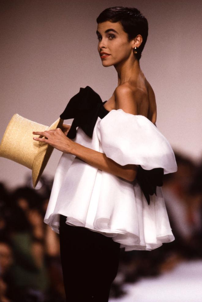 Потрясающая история одного показа: весна-лето 1990, Christian Dior (фото 4)