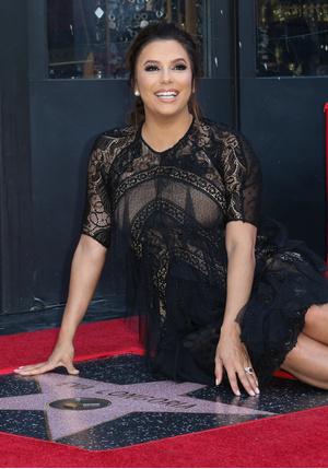 Ева Лонгория получила звезду на голливудской Аллее славы (фото 2.1)