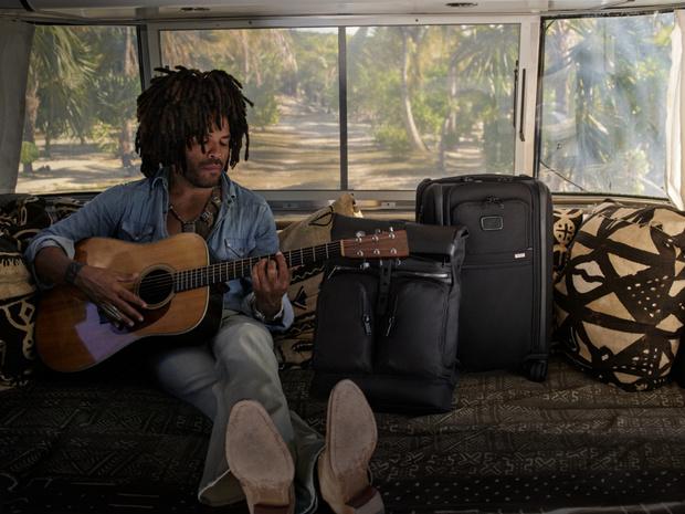 Идеальное путешествие Ленни и Зои Кравиц на Багамы (фото 3)