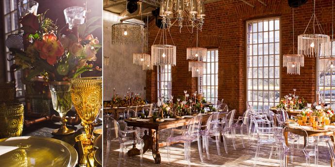 Весенняя свадьба: оформление | галерея [2] фото [2]