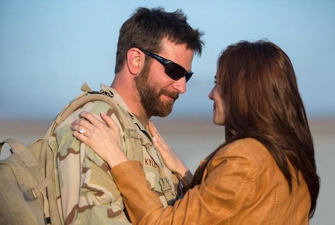 «Снайпер» (American Sniper) Брэдли Купер