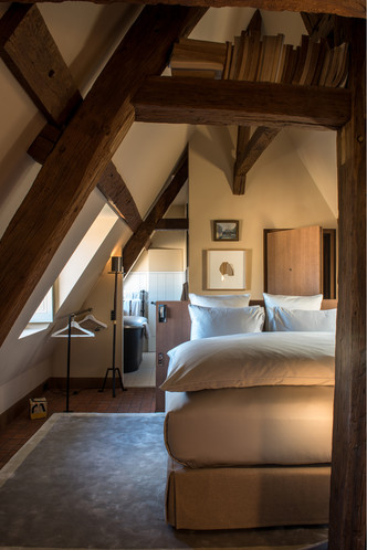 Отель Cour des Vosges в Париже (фото 11.2)
