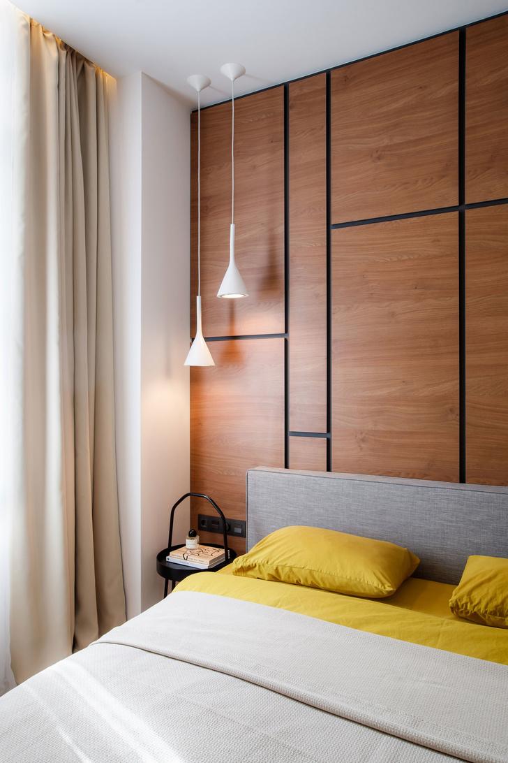 Квартира 77 м² в стиле минимализм (фото 0)