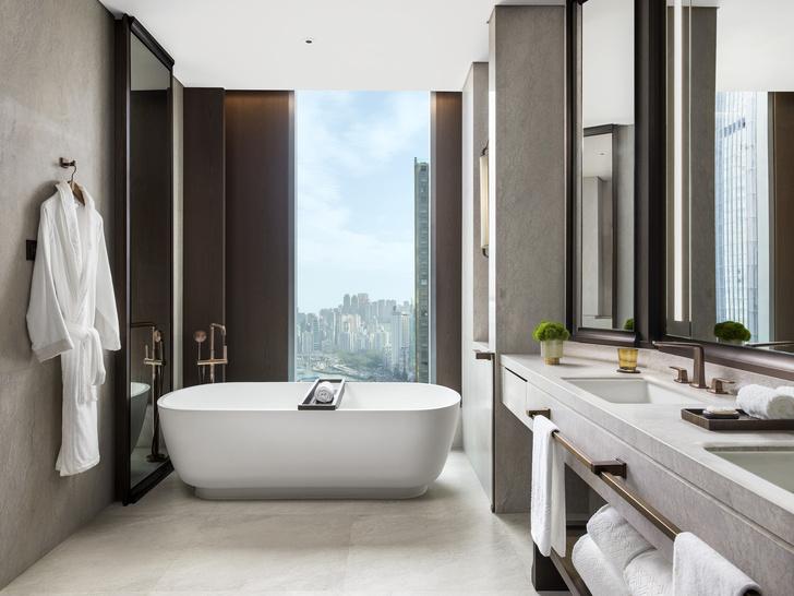 Новый отель The St. Regis в Гонконге (фото 6)